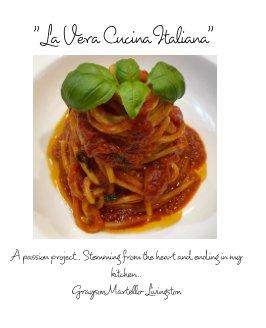 La Vera Cucina Italiana book cover