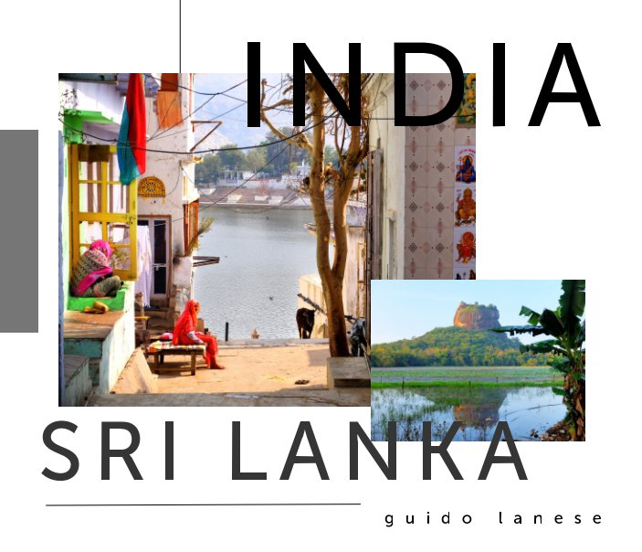 View India y Sri Lanka by Guido Lanese