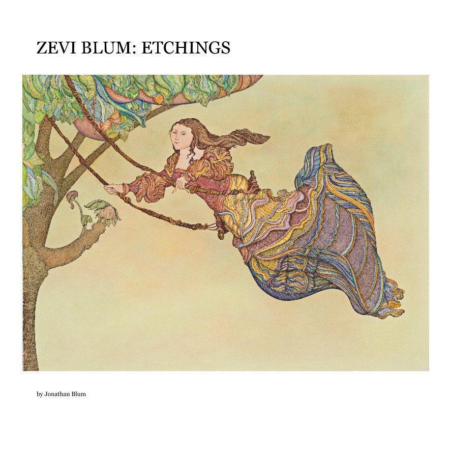 View ZEVI BLUM: ETCHINGS by Jonathan Blum