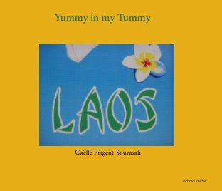 Yummy  in my tummy book cover