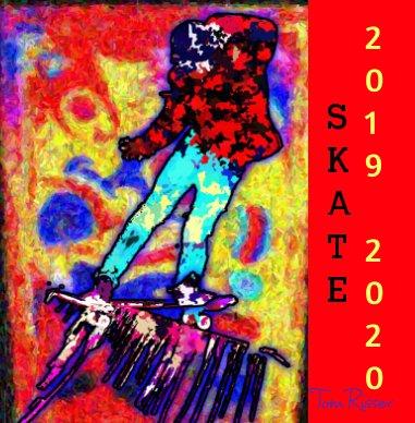 Skate Photos 2019/2020 book cover