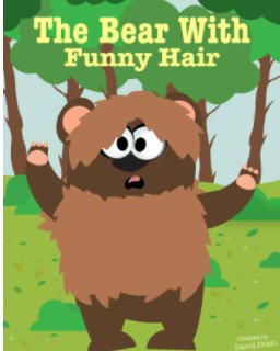 the bear with funny hair book cover
