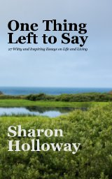 One Thing Left to Say book cover