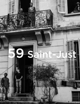 Squat 59 Saint-Just book cover