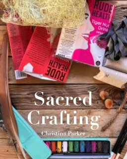 Sacred Crafting book cover