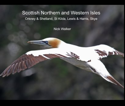 Scottish Northern and Western Isles book cover