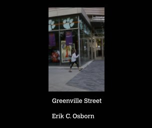 Greenville Street book cover