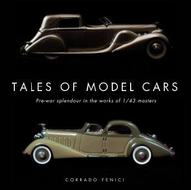 Tales of model cars book cover