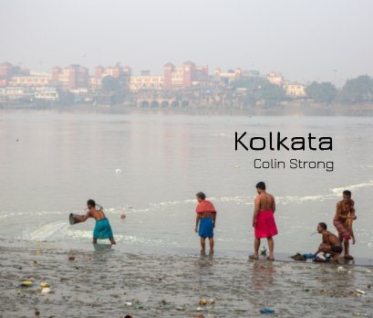 Kolkata book cover