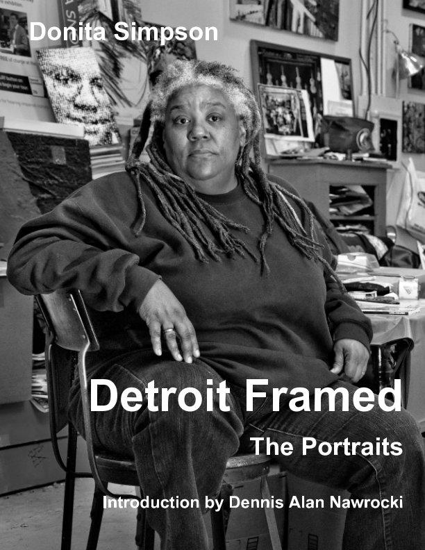 Visualizza Detroit Framed di Donita Simpson