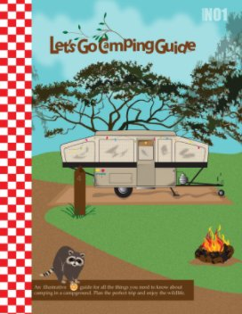 Let's Go Camping Guide book cover