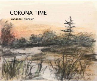 Corona Time book cover