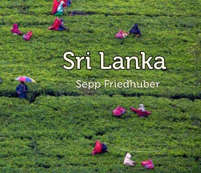 Sri Lanka 2016 book cover