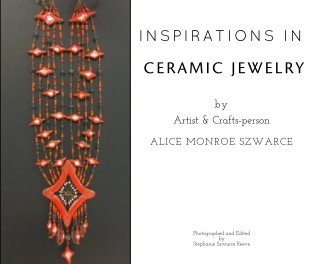 Inspirations in Ceramic Jewelry book cover
