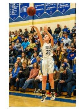 Brooke Butler 2019-2020 basketball season book cover