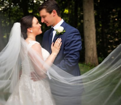 Alana and Michael Pezzuti Wedding Update book cover