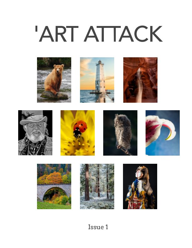 View Art Attack Magazine - Issue 1 by Art Attack