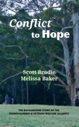 Conflict to Hope book cover