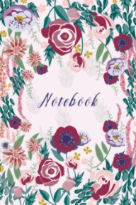 Floral Notebook book cover