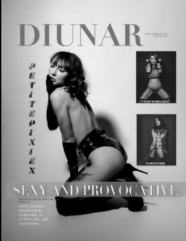 Diunar : Sexy And  provocative book cover