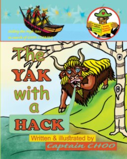 The YAK with a HACK book cover