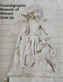 Oceanographic Museum of Monaco, close up book cover