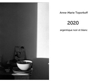 Photographies argentiques 2020 book cover