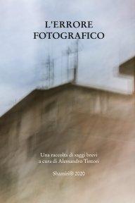 L'errore fotografico book cover