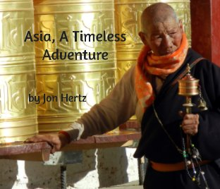 Asia, A Timeless Adventure book cover