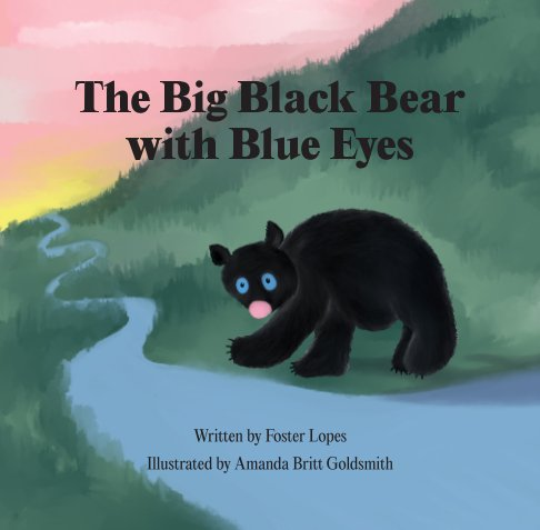 Bekijk The Big Black Bear with Blue Eyes op Foster Lopes