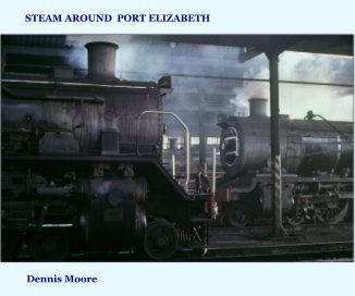 Steam Around Port Elizabeth book cover