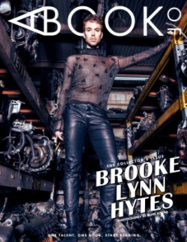 A BOOK OF Brooke Lynn Hytes Cover 2 book cover