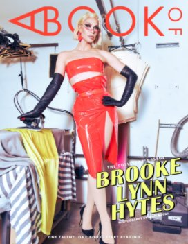 A BOOK OF Brooke Lynn Hytes Cover 1 book cover