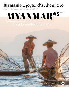 Myanmar 2020 - Vol 3 Lac Inlé book cover