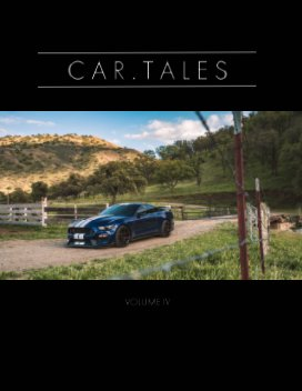 Car Tales Volume IV book cover