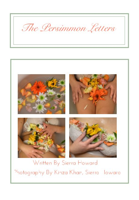 View The Persimmon Letters by Sierra Howard