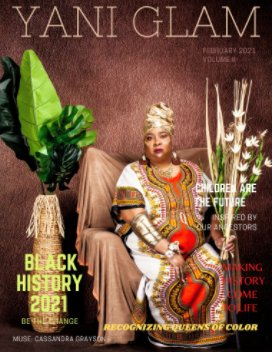 Black History book cover