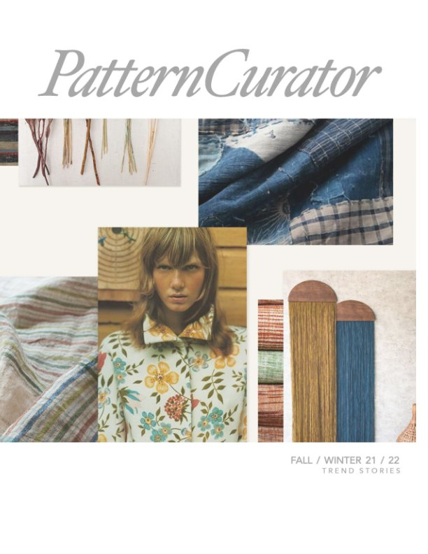 View Pattern Curator FW 21/22 Trend Stories by Pattern Curator