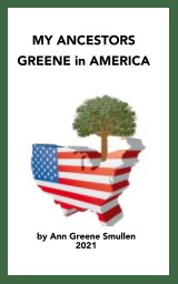 MY ANCESTORS Greene in America book cover