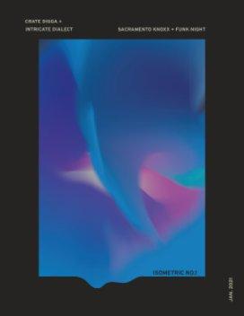 Isometric Magazine book cover
