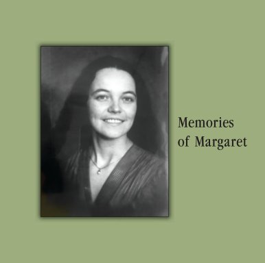 Margaret Memory Book book cover