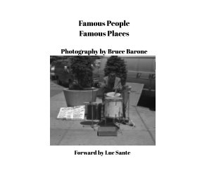 Famous People Famous Places book cover