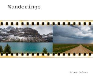 Wanderings book cover