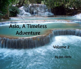 Asia, A Timeless Adventure Volume 2 book cover