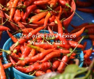 Un Paseo por Mexico - Diciembre 2016 book cover