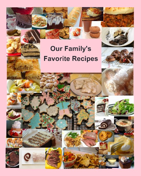 View Our Family Favorite Recipes by Kimera Hoga