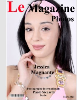 Le Magazine-Photos numéro spécial Jessica Magnante book cover