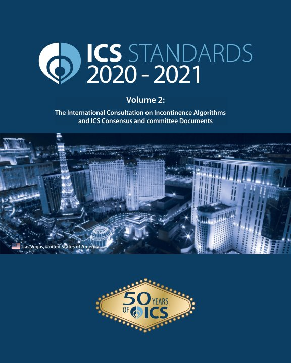 View ICS Standards 2020-2021 - Volume 2 by InternationalContinenceSociety