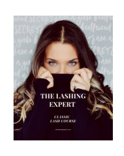 The Lashing Expert Classic Lash Course book cover