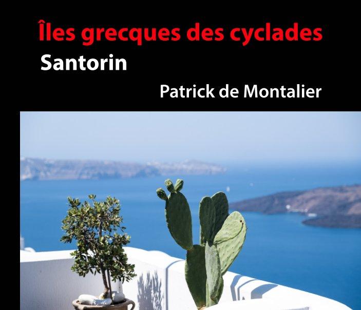 View Les Îles grecques Îles des cyclades(Tome II) by Patrick de Montalier
